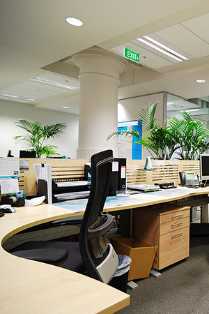 Response Cleaning Services - Office Cleaning